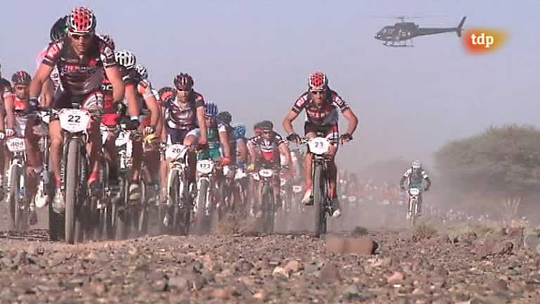 Mountain Bike - Titan Desert. Resumen 6ª etapa