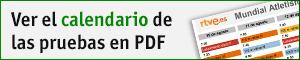 Toda la programación en PDF