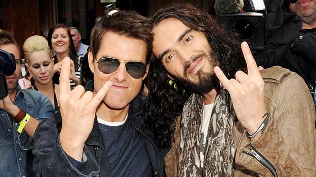 Más Gente - Tom Cruise se desmelena en 'Rock of Ages'
