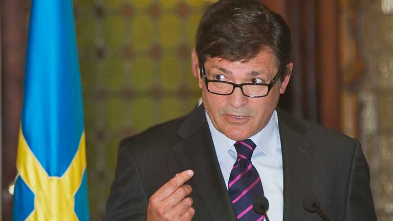 Javier Fernández toma posesión en el Principado de Asturias