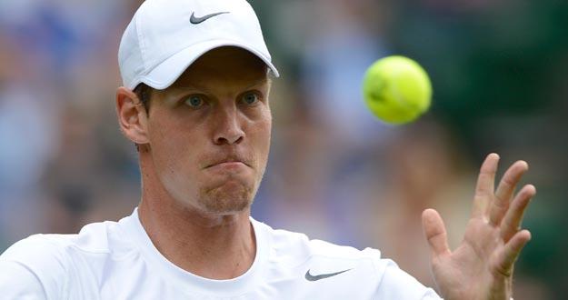 Tomas Berdych eliminado en primera ronda de Wimbledon por Ernests Gulbis