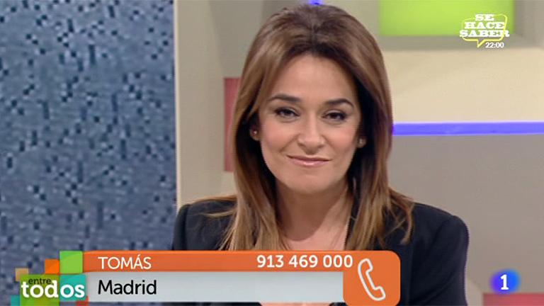 El periodista deportivo Tomás Roncero ayuda con 1.000 euros