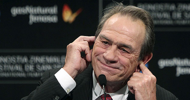 "TOMMY LEE JONES EN SAN SEBASTIÁN PARA PRESENTAR ""HOPE SPRINGS"""
