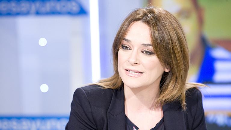 """Toñi Moreno: """" A los discapacitados se les trata con normalidad y cariño"""""""