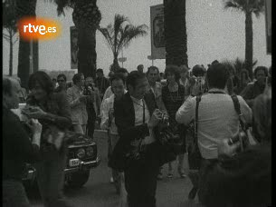 Ver vídeo  'Tony Curtis en Cannes (1974)'