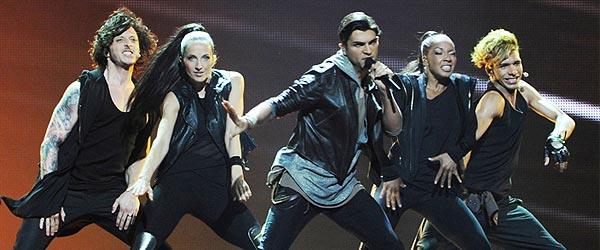 Tooji representa a Noruega en Eurovisión 2012