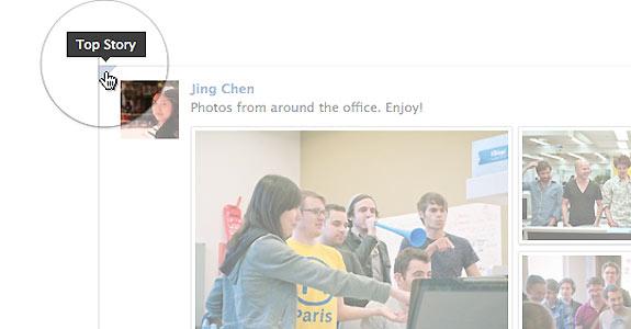 """El 'Ticker' marca las opciones más relevantes para los usuarios y convierte Facebook en un """"periódico particular"""""""