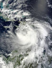 TORMENTA TROPICAL 'ISAAC'