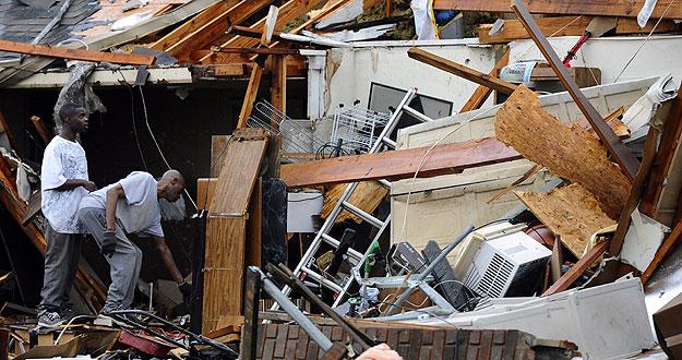 Tornados en Texas