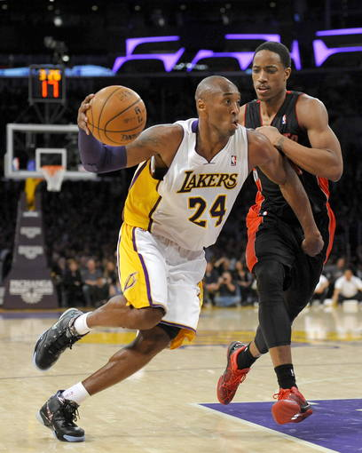 Toronto Raptors at Los Angeles Lakers