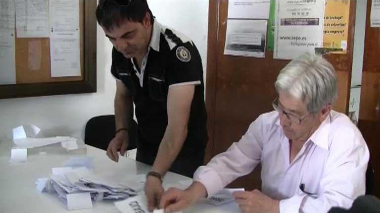 En Guijo de Galisteo, Cáceres y las pedanías de Valrío y El Batán se conocen los resultados del referéndum