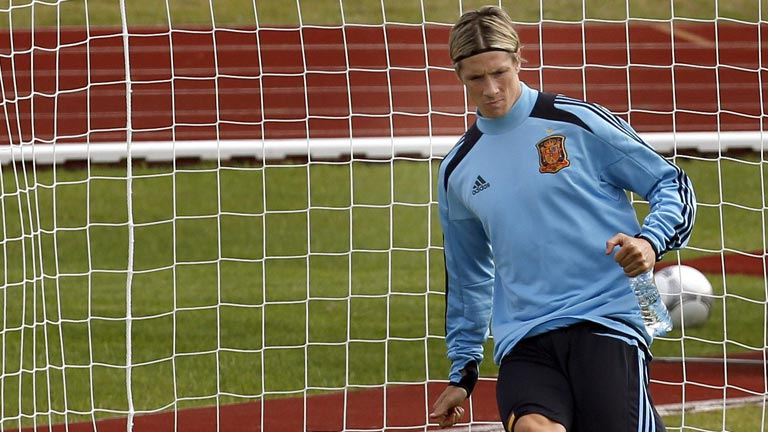 Torres: &quot;Quiero ver a Iker levantar la Copa&quot;