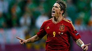 Ver vídeo  ''Torres, Torres': el canto al gol de la afición española'