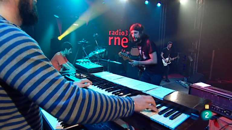 Los conciertos de Radio 3 - Toundra