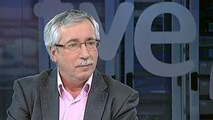 Ver vídeo  'Toxo anuncia que los sindicatos preparan nuevas movilizaciones contra la reforma laboral'