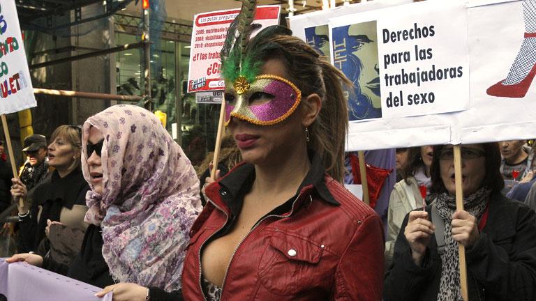 trabajadoras del sexo prostitutas sanxenxo