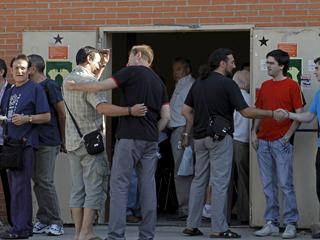 Ver v?deo  'Los trabajadores del turno de mañana del Metro de Madrid han votado a favor de desconvocar la huelga'