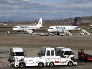 Ver vídeo  'Los trabajadores de Spanair han recibido en su cuenta 1.000 euros de anticipo'