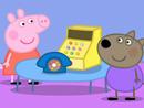 Imagen del  vídeo de Peppa Pig titulado TRABAJAR Y JUGAR