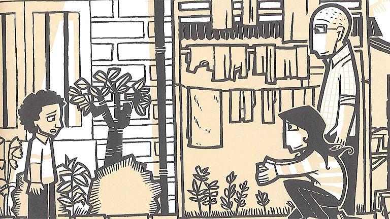 Tráiler del cómic 'La máquina de Efrén', de Cristina Durán y Miguel A. Giner Bou