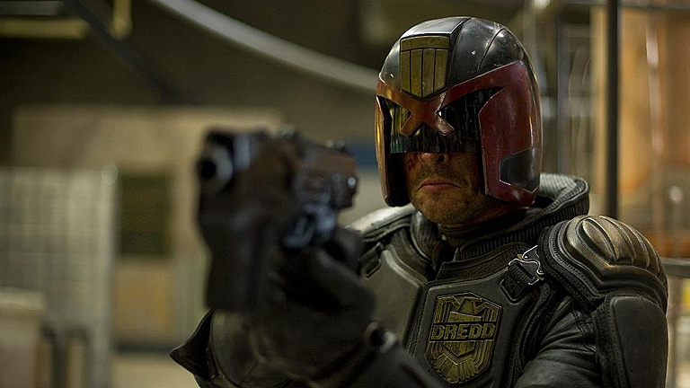 Tr&aacute;iler de 'Dredd'