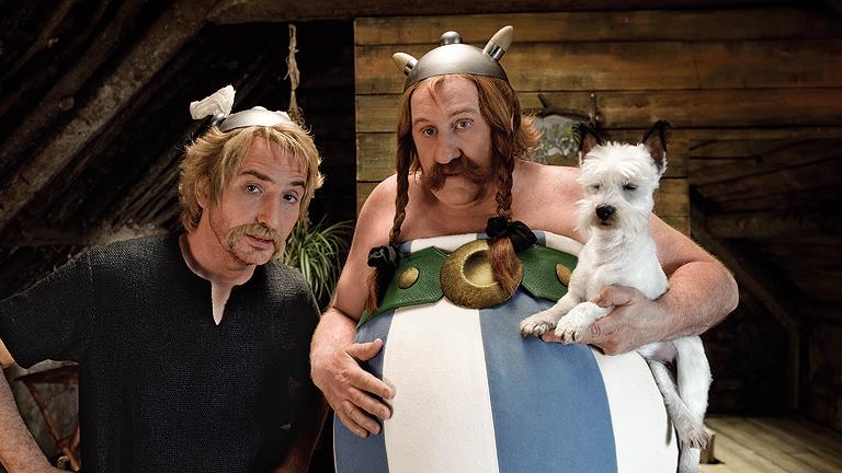 Tráiler en español de 'Asterix y Obelix al servicio de su majestad'