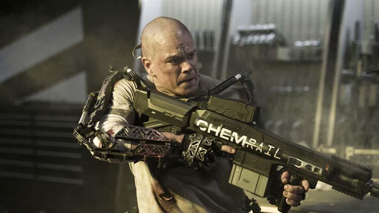 RTVE.es estrena el tráiler extendido en español de 'Elysium', con Matt Damon y Jodie Foster