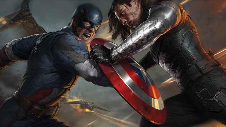 Tráiler oficial de 'Capitán América. El Soldado de Invierno'
