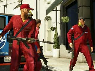 Ver vídeo  'Trailer oficial de GTA V: lujo y violencia en Los Santos'
