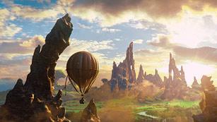 Ver vídeo  'Tráiler de 'Oz, un mundo de fantasía', de Sam Raimi'