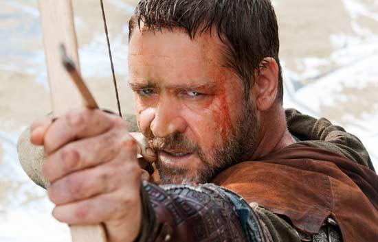 Tráiler de 'Robin Hood', de Ridley Scott