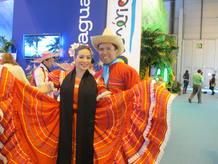 Un traje típico de Perú.