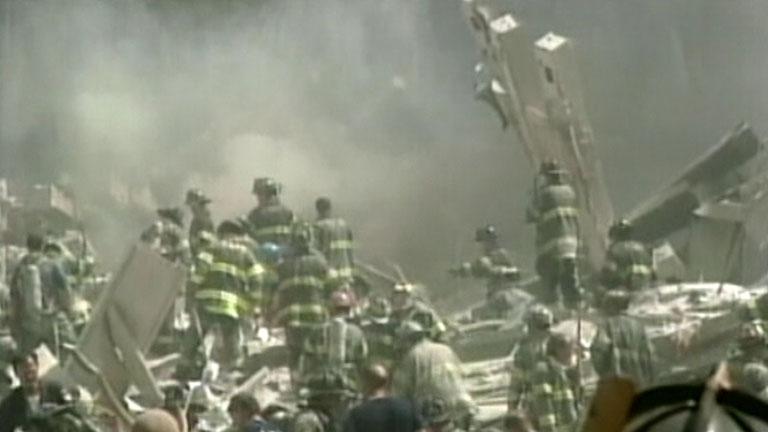 Indignación en Estados Unidos al descubrirse una trama de bomberos y policías que fingían ser víctimas del 11-S