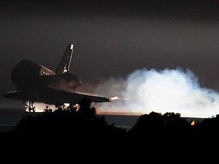 Ver vídeo  'El transbordador Endeavour finaliza con éxito su última misión espacial'