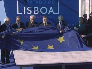 Ver vídeo  'El tratado de Lisboa adolece de falta de agilidad'
