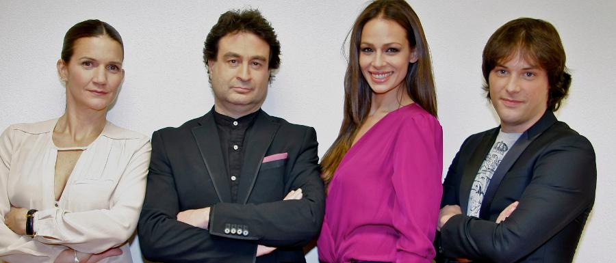 Tres laureados chefs serán el jurado de MasterChef y Eva González conducirá el programa