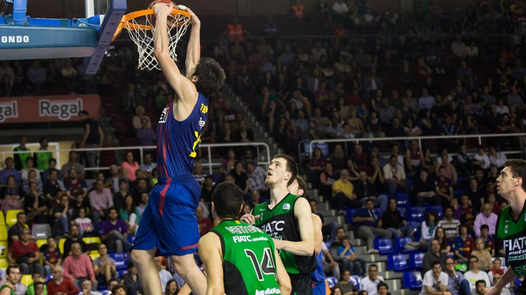 Las tres mejores jugadas de la jornada en la Liga Endesa