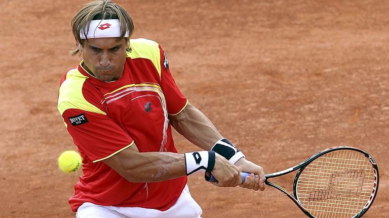 Los tres mejores puntos del Ferrer-Querrey de Copa Davis
