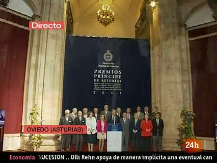 Ver v?deo  'Tres neurobiólogos, Premio Príncipe de Asturias de Investigación Científica 2011'