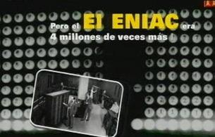 Ver vídeo  'tres14 - El primer ordenador electrónico'