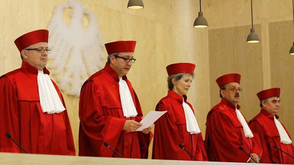 Tribunal Constitucional Alemania