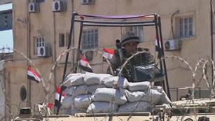 Ver vídeo  'Un tribunal egipcio ordena la prisión preventiva durante 15 días del depuesto presidente Mohamed Morsi'