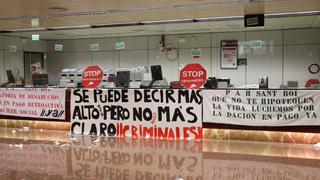 Ver vídeo  'El Tribunal de la UE falla que la ley de desahucios vulnera la legislación al no proteger al consumidor'