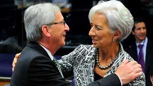Ver vídeo  'La troika viajará a Atenas el próximo lunes para decidir sobre el rescate'