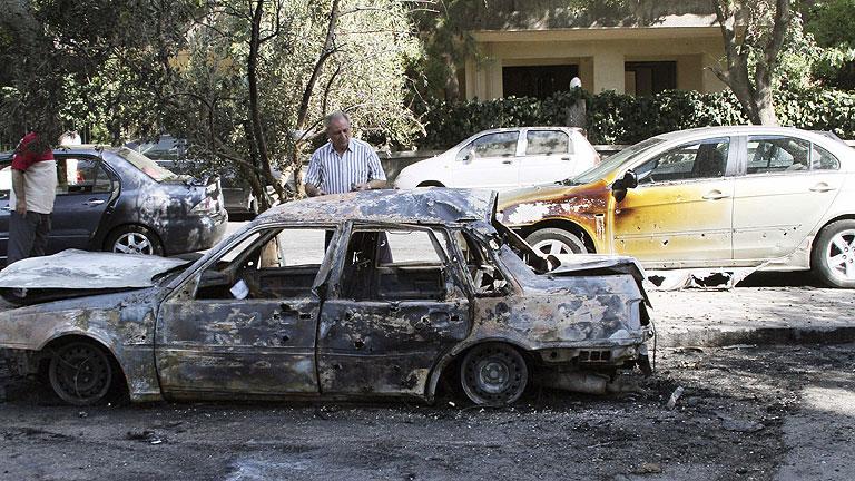 Las tropas de Asad bombardean de nuevo la periferia de Damasco tras el ataque químico