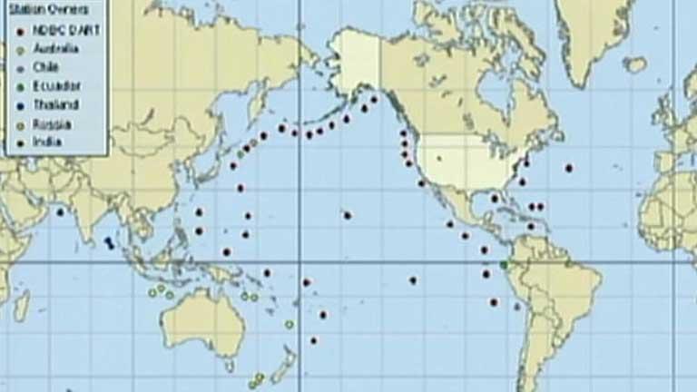 El terremoto de 7,7 grados registrado en Canadá genera un tsunami