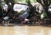 Un tsunami en las islas Samoa causa decenas de muertos