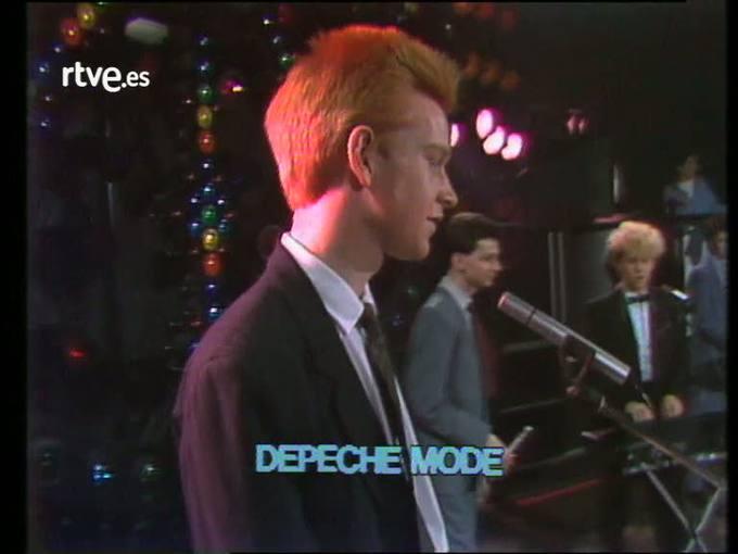 Cachitos de hierro y cromo - Moda pop - Tu cachito entero - Depeche mode
