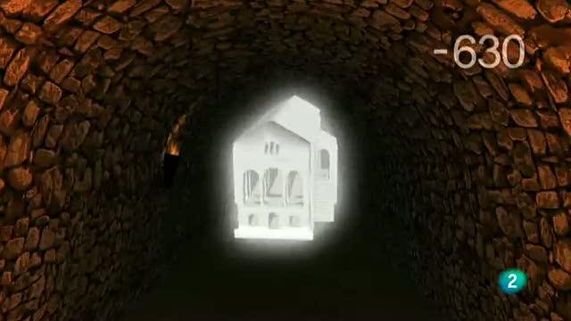 La Aventura del Saber. El túnel del tiempo. Valencina I