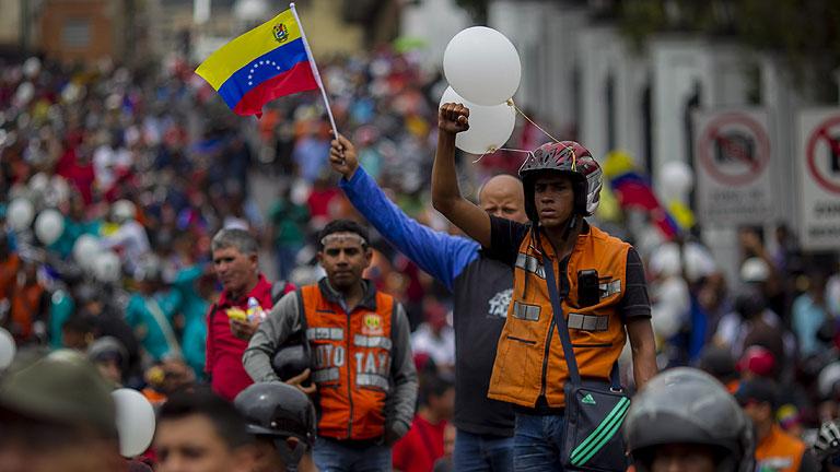 Tupac Amaru, el colectivo más fiel al chavismo